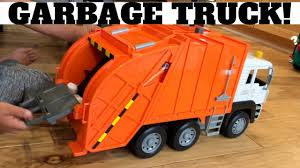 GARBAGE TRUCK TOY FOR KIDS! DRIVEN By Battat Recycling Truck ... Garbage Trucks Orange Youtube Crr Of Southern County Youtube Man Truck Rear Loading Orange On Popscreen Stock Photos Images Page 2 Lilac Cabin Scrap Vector Royalty Free Party Birthday Invitation Trash Etsy Bruder Side Loading Best Price Toy Tgs Rear Ebay