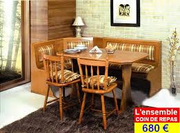 banc de cuisine en bois coin repas cuisine banquette angle meilleures ides propos de