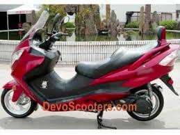 250cc Scooter Reviews