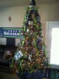 Seahawks Tree Christmas Pinterest Inspiration Of Cowboys