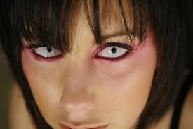 Theatrical Contacts Prescription by Special Effects On The Contact Lenses And Colored Contact Lenses
