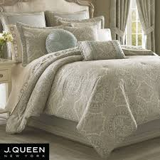 J Queen Brianna Curtains by Colette Comforter Bedding By J Queen New York