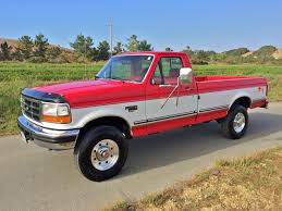 1993 Ford Truck 1993 Ford F250 2 Owner 128k Xtracab Pickup Truck Low Mile For Red Lightning F150 Bullet Motsports Only 2585 Produced The Long Haul 10 Tips To Help Your Run Well Into Old Age Xlt 4x4 Shortbed Classic 4x4 Fords 1st Diesel Engine Custom Mini Trucks Ridin Around August 2011 Truckin Autos More 1993fordf150lightningredtruckfrontquaertop Hot Rod Readers Rote1993 Regular Cablong Bed Specs Photos Crittden Automotive Library