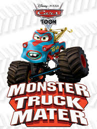 Cars Toon : Monster Truck Mater. | Pixar-Planet.Fr