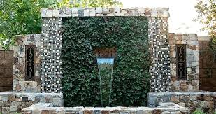 Wall Trellis Ideas Vertical Vegetable Garden Brick