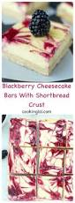 Marbled Pumpkin Cheesecake Bars by Blackberry Cheesecake Bars With Shortbread Crust
