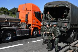 100 Truck Strike Massive Ers Exposes Political Chaos As Brazil Gears Up