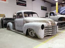 1951 Chevy Five-Window - Busted Knuckles - Truckin' Magazine