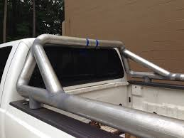 Large Tube Mandrel Bent Truck Light Bar | Tubular Fabrication, LLC