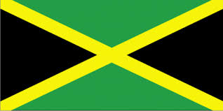 1962 The Original Jamaican Independence Day Country Having Gained From British Protected Federation Of West Indies Flag