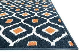 sophisticated orange area rug 8—10 – classof