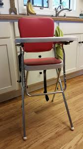 100 Retro High Chairs Gumbo Lily Cosco High Chair Refurb 2