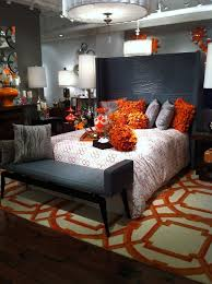 Orange And Grey Trending Color Scheme