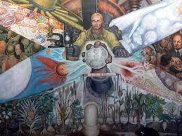 David Alfaro Siqueiros Murales Con Nombre by Palacio De Bellas Artes