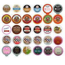 Coffee Tea Cider Cappuccino And Hot Chocolate Single Serve Cups For Keurig K