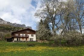 chalet family comfortable park of chartreuse calm and