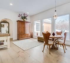 Contemporary Eastern White Pine Flooring 1