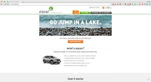 Pickup Truck: Zipcar Pickup Truck