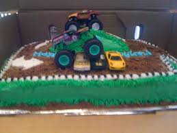 Monster Trucks Cakes — LIVIROOM Decors : Monster Truck Cakes ... Monster Jam Cake Crissas Corner Birthday Cakes Monster Jam Cakes Google Search Pinterest Mama Evans Truck Ideas Edible Images Homeinteriorplus Decoration Little Themed School Time Snippets Rees Times Spooky Rally With Led Lights By Angela Marie