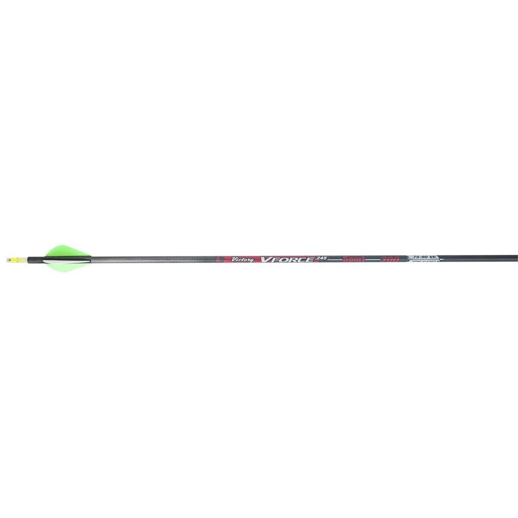 Victory V6 400 Archery Arrows - 6pk