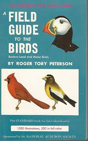 Field Guide To Birds By Tory Peterson
