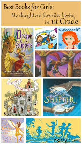 Halloween Picture Books For Third Graders by Best Books For Girls In 1st Grade My Daughters U0027 7 Favorite Kids