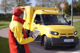 Deutsche Post DHL To Deploy Self-driving Delivery Trucks By 2018 ... Dhl Truck Editorial Stock Image Image Of Back Nobody 50192604 Scania Becoming Main Supplier To In Europe Group Diecast Alloy Metal Car Big Container Truck 150 Scale Express Service Fast 75399969 Truck Skin For Daf Xf105 130 Euro Simulator 2 Mods Delivery Dusk Photo Bigstock 164 Model Yellow Iveco Cargo Parked Yellow Delivery Shipping Side Angle Frankfurt