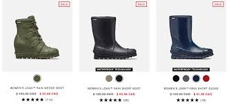 SOREL Canada Promotion: Save 60% Off Sale Items Using Promo ... Sorel Canada Promo Code October 2019 Up To 50 Off Sorel Boots Coupon Code Canada Lovely Walmart Haircut Coupon Photos Of Haircuts Trends Discount Related Keywords Suggestions Sorel Mens 1964 Pac Nylon Waterproof Insulated Winter Boots Shoes Ankeny Walking Tobacco Rancho Ymca Double Fuel Points Kroger Publix Coupons 80 Dollars Athleta Promo Codes Findercom Prana Promotion Xoom In Shoebacca Matches Fashion Ldon Store