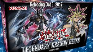 Orichalcos Deck Legacy Of The Duelist by Yu Gi Oh Tcg Special Holiday Release Legendary Dragon Decks Drops