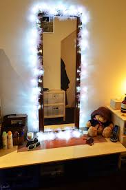 Diy Vanity Table With Lights by Elizahittman Com Dressing Table Mirror Lights Functional Small
