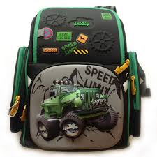 Amazon.com | Delune 3D Cartoon Printing Bookbag Orthopedic School ... Cheap Monster Bpack Find Deals On Line At Sacvoyage School Truck Herlitz Free Shipping Personalized Book Bag Monster Truck Uno Collection 3871284058189 Fisher Price Blaze The Machines Set Truck Metal Buckle 3871284057854 Bpacks Nickelodeon Boys And The Trucks Shop New Bright 124 Remote Control Jam Grave Digger Free Sport 3871284061172 Gataric Group Herlitz Rookie Boy Bpack Navy Orange Blue