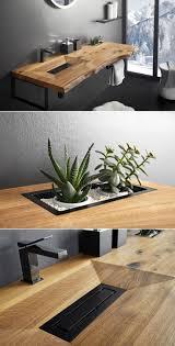 cone invi wooden washbasin adds essence to the