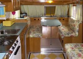 Man Rehabs Old Travel Trailer Into DIY Tiny House For Travels Photo