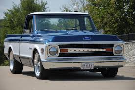 1969 Chevrolet C 1969 Chevrolet Ck 10 For Sale On Classiccarscom C10 Gets An Oemstyle Radio Back Next Gen Audio Pickup Short Bed Fleet Side Stock 819107 Truck Sale Chevy With Intro Wheels 22 And 24x15 Slamily Reunion Classic 4438 Dyler 1969evletc10chromearbumperjpg 20481340 Auto Art 1955 All Stepside Old Photos Volo Museum Cst Texas In Arkansas Truck Guy Ol Blue Photo Image Gallery