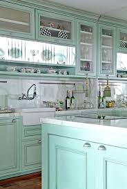 Teal Green Kitchen Cabinets by 600 Best Menta Images On Pinterest Mint Blue Green And Colors