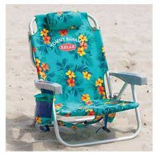 Tommy Bahama Folding Camping Chair by Backpack Cooler Camping Beach Chair 5position Folding Towel Bar
