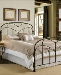 Bed Frame Macys by Kingston Mahogany Gold Queen Bed Metal Bed Frame Beds