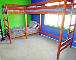 32 best bunk beds images on pinterest 3 4 beds bunk rooms and home