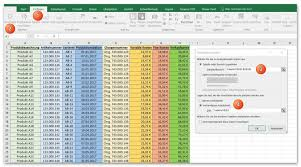 si e de table how to conveniently create a pivot table and a pivot chart in excel
