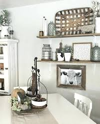 Farmhouse Dining Room Decor Ideas Best Rooms On Inside Rustic Country