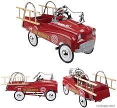 Pedal Car Fire Truck Vintage Kids Ride On Toy Children Gift Toddler ... 1960s Murry Fire Truck Pedal Car Buffyscarscom Vintage Volunteer Dept No 1 By Gearbox Syot Deluxe Fire Truck Pedal Car Best Choice Products Ride On Truck Speedster Metal Kids John Deere M15 Nashville 2015 Kalee Toys From Pramcentre Uk Wendy Chidester Engine Pedal Car Pating For Sale At 1stdibs Radio Flyer Fire Dolapmagnetbandco 60sera Blue Moon Vintage Ford Gearbox Superman Awespiring Instep Baghera Red Neiman Marcus