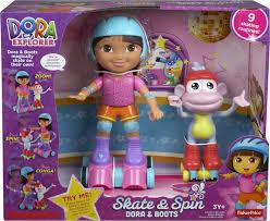 Dora The Explorer Fiesta Kitchen Set by Dora The Explorer Skate U0026 Spin Dora U0026 Boots Skate U0026 Spin Dora