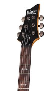 Schecter OMEN6 6String Electric Guitar Black You Can Find Out More Details At