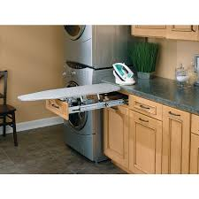 Ironing Board Cabinet With Storage by Shop Laundry Organization At Lowes Com