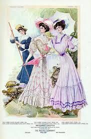 A History Of Fashion Illustration