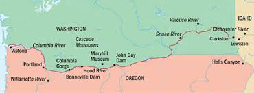 Book This Trip Ask An Expert Columbia Snake Rivers Journey Route Map