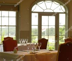 100 Riverview House Table Restaurant Editorial Stock Photo Stock