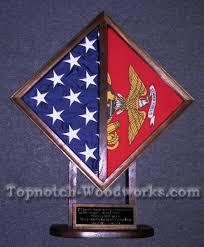 2 Flag Display Case WM