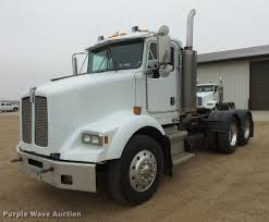 1995 Kenworth T450 Semi Truck | Item DC4746 | SOLD! December... Diesel Bombers Trucks 2004 Chevy Silverado 8lug Magazine 2010 Peterbilt 389 Custom For Sale Pinterest Redneck Pickup Stacks Bull Horns Pipes Ford F350 Tow Bed With Chrome No Winch Hodges Utility Truck Beds For 32007 60l F2f350 Mbrp Turbo Back Smoker Exhaust Kit W Gooseneck Flate Bed With Lifted Truck Page 2 And Gmc 2007 Kenworth T800 Semi Sold At Auction May 21 The Worlds Largest On An 18 Wheeler Tractor Freightliner Lobos Pride San Antoniobased Texas Shop Built This Dodge Resource Forums 8v71 Detroit Straight Youtube