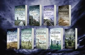 We Hear From The Real Life Figure Behind Elly Griffiths Fictional Character In Her Latest Mystery THE CHALK PIT And How Turning Fact Into Fiction Helped